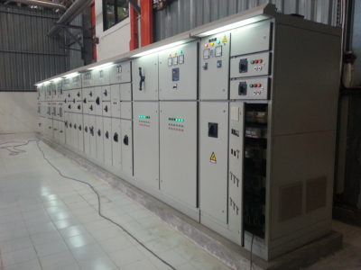 electrical_works-main_MSB_and_capasitor_bank